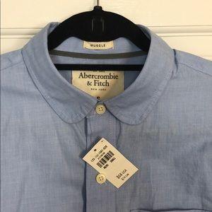 Men's Button-up Oxford Shirt